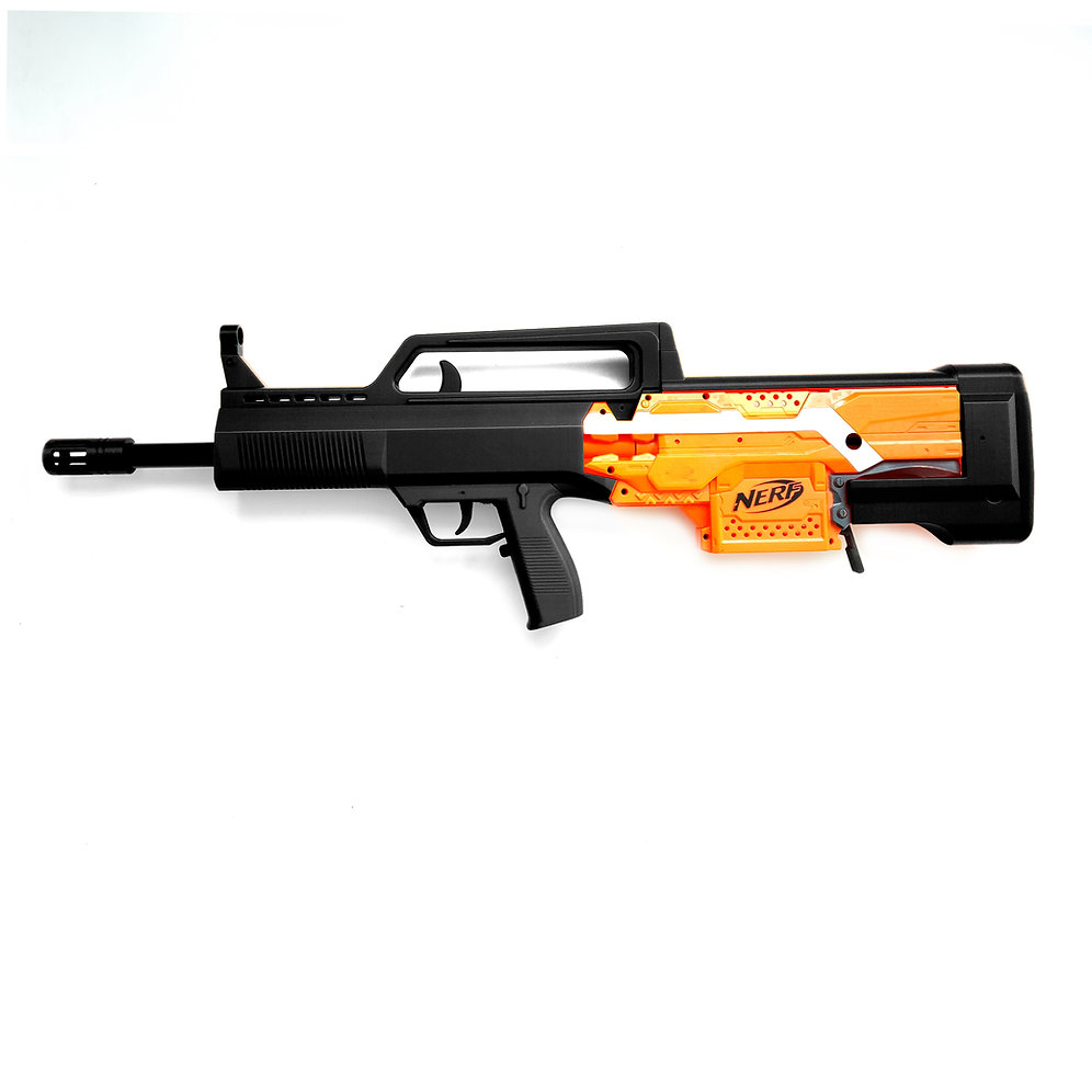 XSW 3DPrint QBZ 95-1 Bullpup Rifle Imitation Auto Kit For