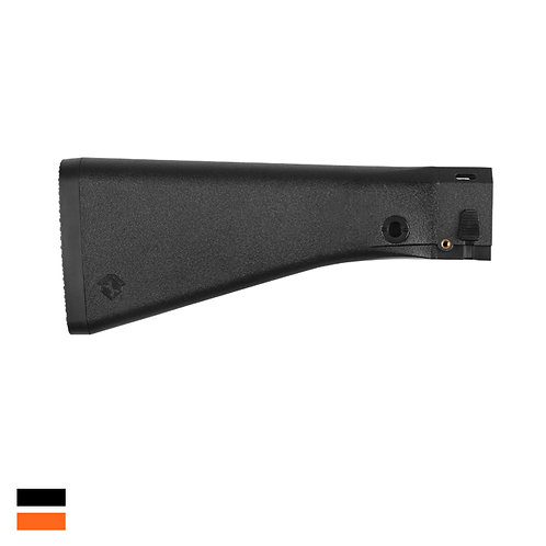 Worker MOD Tactical M16 Style Fixed Buttstock for Nerf Toy
