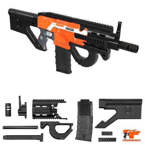 XSW 3D Print Hera CQR Rifle Imitation Kit for Nerf Stryfe