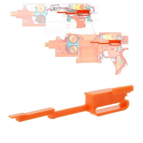 Worker MOD Hybrid Pusher Stefan Elite Dart for Nerf Stryfe Swordfish Toy