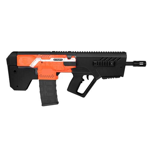 xsw mod 3d print bullpup rifle imitation auto strike kit for nerf