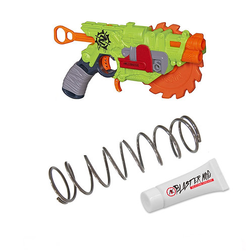 Nerf Zombie Crosscut 8.5KG Modification Upgrade Spring Coil Blasters Dart Toy