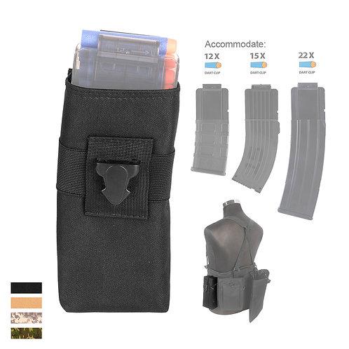 AKBM Tactical Gear Molle Belt Magazine Modular Pouch