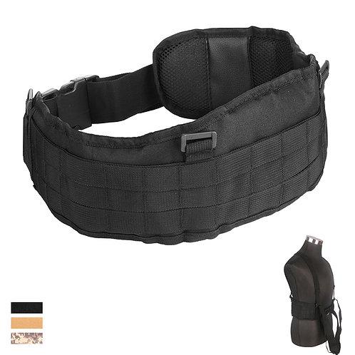 AKBM Tactical Battle Gear Molle Modular Padded Yoke Style Waist Belt