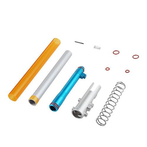 Worker MOD Short Dart Stefan Metal Breech Tube Kit for Nerf Rampage