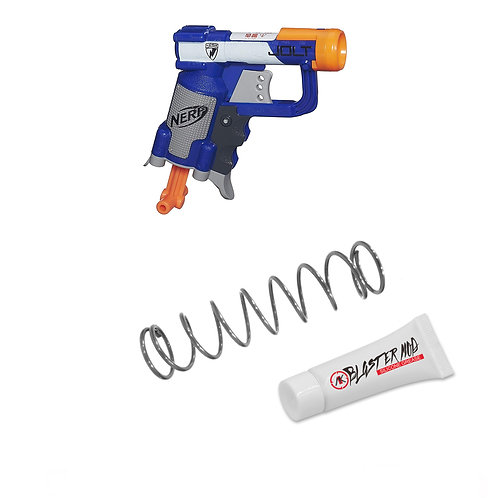 Nerf Jolt 4.5KG Modification Upgrade Spring Coil Blaster Modify Dart Toy