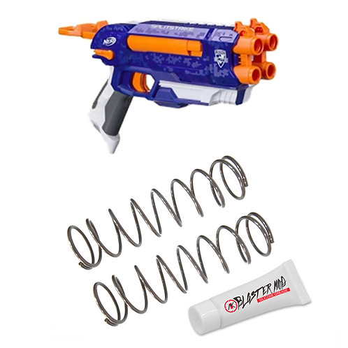 Nerf Split Strike 8KG Modification Upgrade Spring Coil