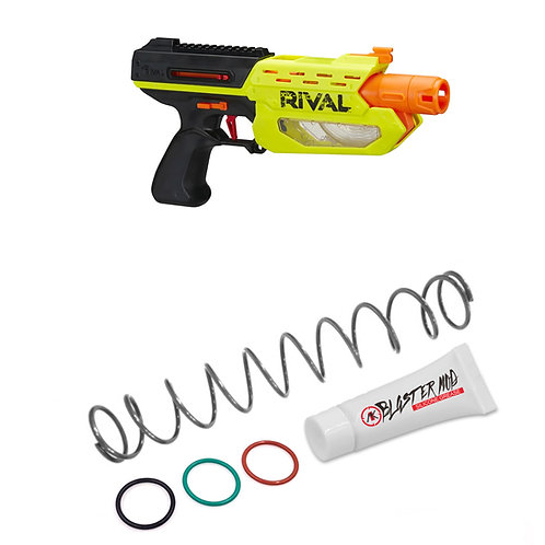 Nerf Rival Edge Mercury 13KG Modification Upgrade Spring Coil