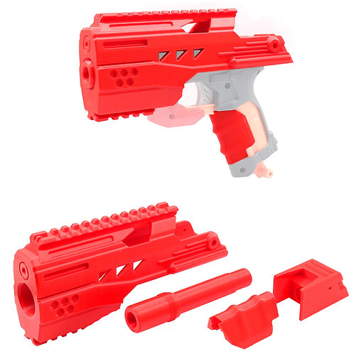 Worker MOD F10555 Tactical Barrel 3D Print Kit for Nerf Mega Bigshock