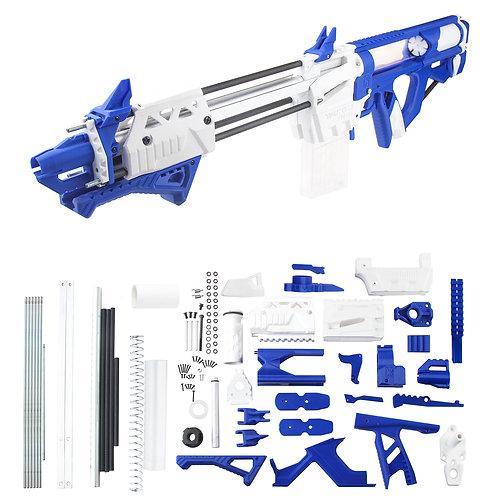 Worker MOD F10555 ELITE Caliburn Homemade Blaster - Build-It-Yourself KIT