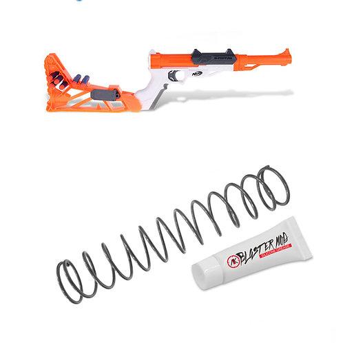 Nerf SharpFire 4.5KG Modification Upgrade Spring Coil Blaster Modify Dart Toy