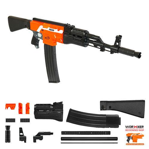 Worker MOD F10555 AKM Imitation Kit for Nerf Stryfe
