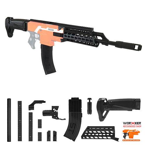 Worker MOD F10555 AK ALFA Imitation Kit for Nerf Stryfe