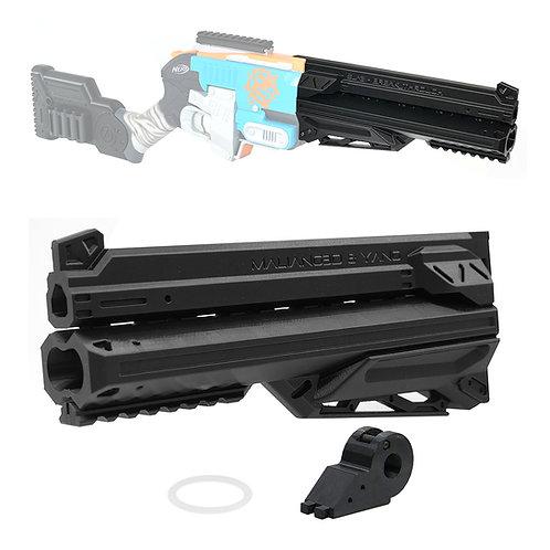 MaLiang 3D BreakThrough Shotgun Dual Barrel for Nerf Zombie SledgeFire