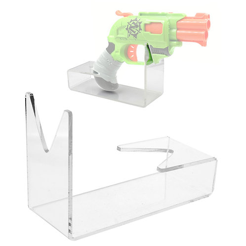 AKBM HandGun Pistol Display Base Stand for Nerf Toy