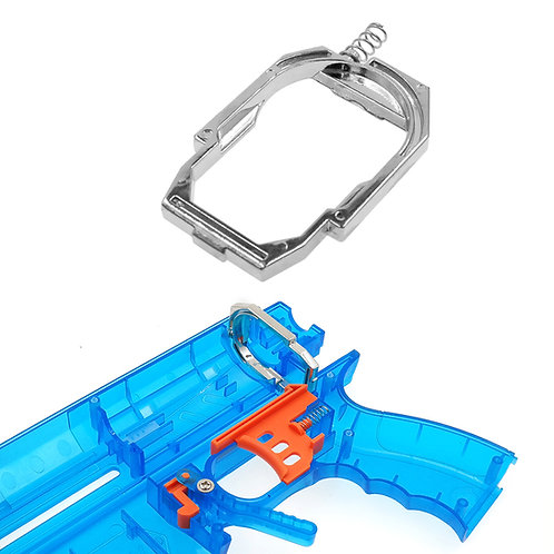 Worker MOD Metal Alloy Trigger Catch for Nerf Retaliator Prophecy-R