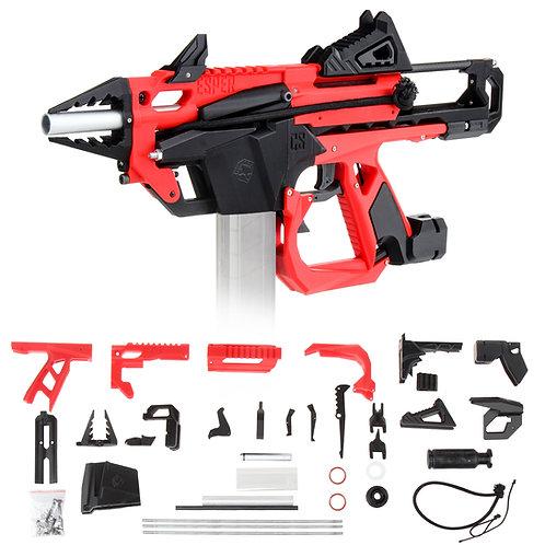 Worker MOD F10555 ESPER 3D Print Stefan Blaster for Nerf Foam Short Darts Toy