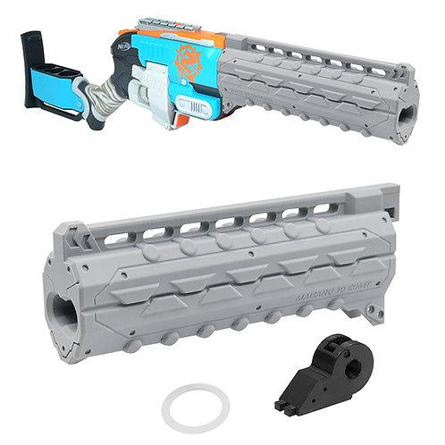 MaLiang 3D Print Shotgun Dual Barrel for Nerf Zombie SledgeFire