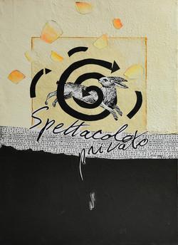 Nicoletta-Moncalieri-Spettacolo-privato-2011-collage-su-carta-intelata-cm.-80x70