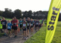 Falls and Castle 2018 18 mile start