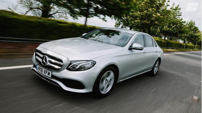 Mercedes-E-Class-Executive