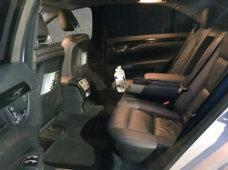 Mercedes S Class Executive Package