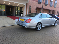 Mercedes-back