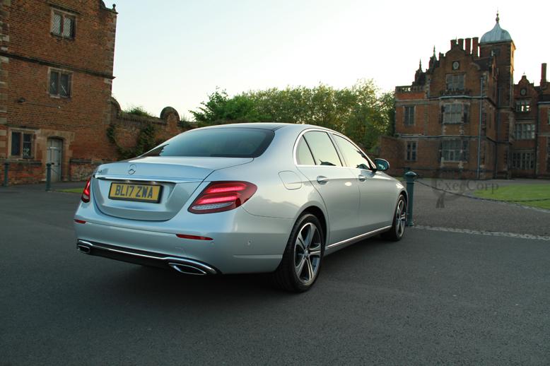 Mercedes-Benz-chauffeur-birmingham