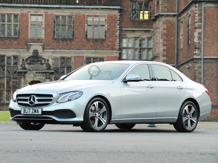 Mercedes-E-class-Birmingham-chauffeur