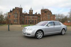 Bentley-Chauffeur