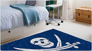 aratextil home machine washable rug
