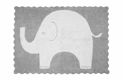 Elefantito Gris