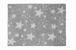 Lluvia de estrellas gris