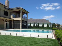 Glass Pool Fences