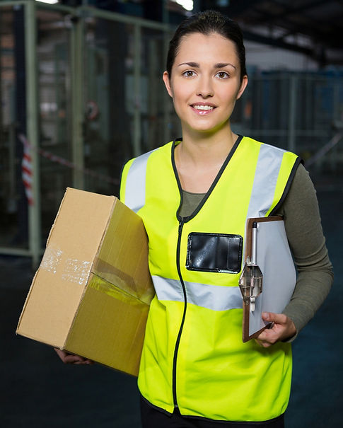 portrait-young-female-worker-standing-wa