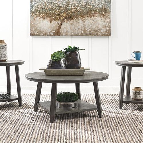 Caitbrook - Gray - Occasional Table Set (3/CN)