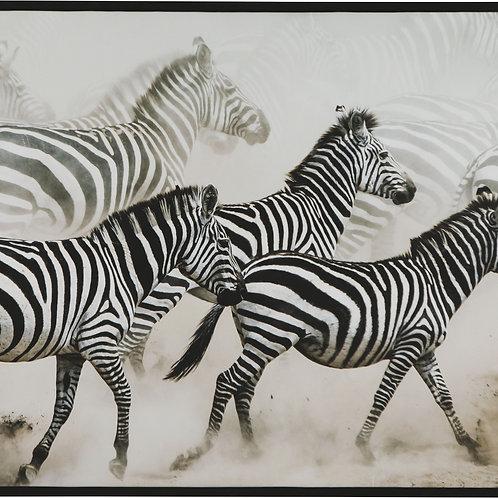 Breeda - Black/White - Wall Art