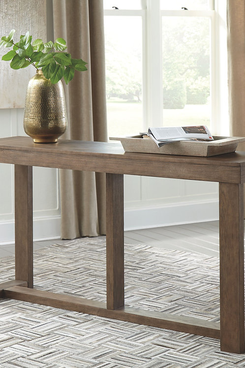 Cariton - Gray - Sofa Table