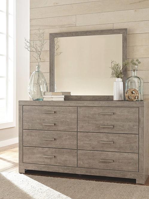 Culverbach - Gray - Bedroom Mirror