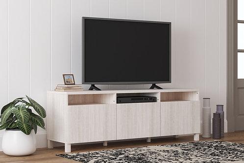 Dorrinson - Antique White - Extra Large TV Stand