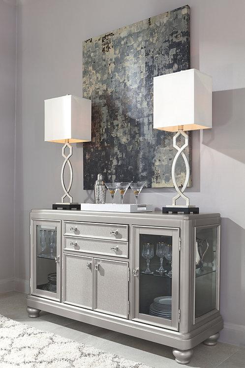 Coralayne - Silver - Dining Room Server
