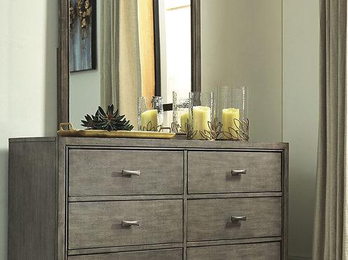 Arnett - Gray - Dresser & Mirror