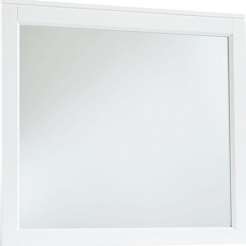 Brynburg - White - Bedroom Mirror