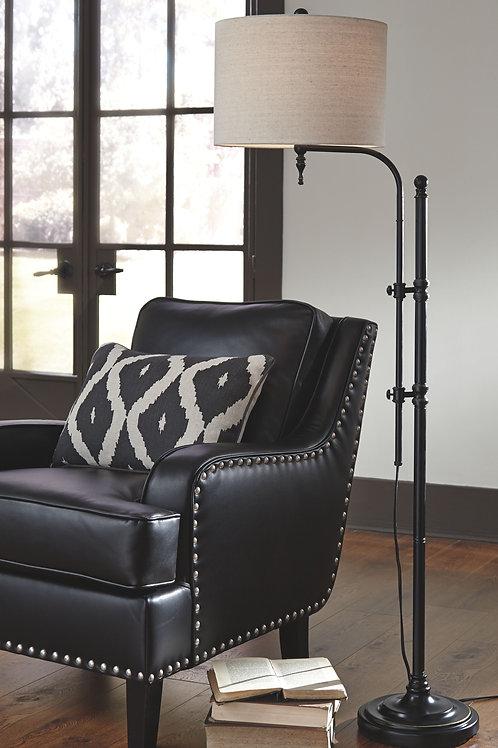 Anemoon - Black - Metal Floor Lamp (1/CN)