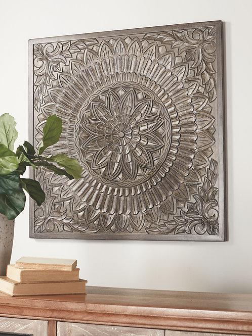 Briony - Antique Gray - Wall Decor
