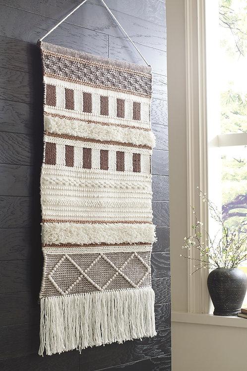 Adah - Brown/Natural - Wall Decor