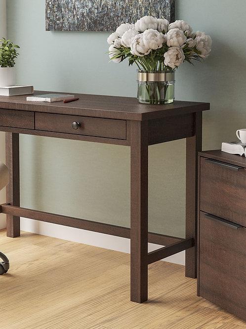 Camiburg - Warm Brown - Desk, File Cabinet & Swivel Desk Chair