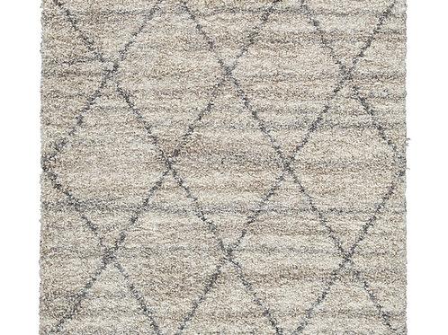 Abdalah - Gray/Beige - Medium Rug