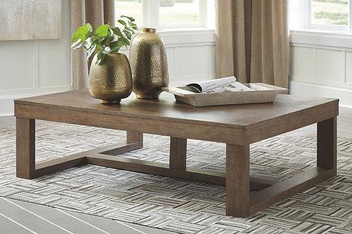 Cariton - Gray - Rectangular Cocktail Table