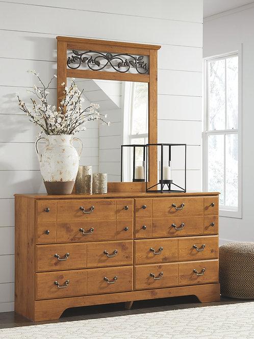 Bittersweet - Light Brown - Bedroom Mirror
